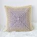 Brioche Infinity Pillow pattern