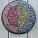 Helios Mandala pattern