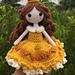 Doll Belle pattern