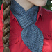 Cashmere scarf: one ball, three versions pattern