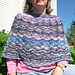 Itasca Poncho - Worsted Weight pattern