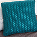 Everyday Lace Pillow pattern