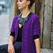 Regal Purple Jacket pattern