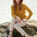 Yellow Gold Pullover pattern