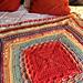 Complete Rosalena Blanket pattern