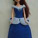 Barbie crochet princess dresses pattern
