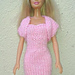 Barbies party outfits pattern
