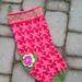Starfish of Wonder Christmas Stocking pattern