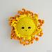Sun of Eighteen pattern