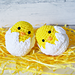 Easter Baby Chick pattern