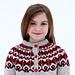 Julie Dressed in Wool - Júlía í Lopa pattern