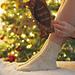 Twas the Night Before Christmas Socks pattern