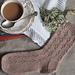 Rita Socks pattern