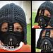 Darth Vader Hat for Kids pattern