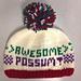 Awesome Possum Hat pattern