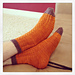 Hardknott Socks pattern