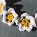Daisy Chain Headband pattern