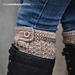 Yenni Boot Cuffs pattern