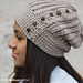 Maribel Slouch Hat pattern