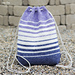 Fading Stripes Bag pattern
