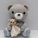 Haribo Bear pattern