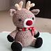 Amigurumi - Jingles the Reindeer pattern