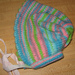 Devon's Bonnet & Booties pattern