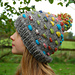 Candy Buttons Hat pattern