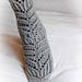 Glitterball socks pattern