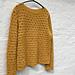 Sunshine blouse pattern