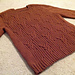 Anniversary Sweater pattern
