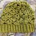 Slightly Slouchy Spring Hat pattern