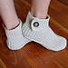 Winter Boots ADULT size pattern
