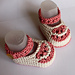 Vintage Baby Shoes pattern