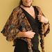 Nancy One-Skein Shawl pattern