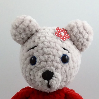 Crochet Teddy Amigurumi : 12 Steps (with Pictures) - Instructables | 320x320