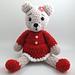 Teddy Bear Girl pattern