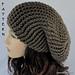 Providence Slouchy Hat pattern
