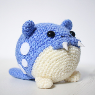 18 Amazing Free Pokemon Crochet Patterns You Should Make! - Crocht | 320x320