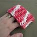 pocket dish sponge pattern