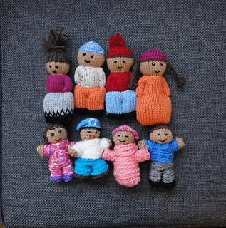 Amigurumi Doll Free Pattern   320x317