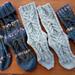 Wheatsheaf Aran Socks pattern