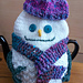 Snowman Tea Cozies 3 Sizes pattern