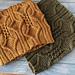 Diamonds and Lace Cowl pattern