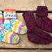 Dear Me socks pattern
