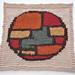 Prairie Afghan - Square 11 pattern