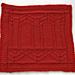Prairie Afghan - Square 14 pattern