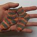 Chaussettes PETIT ELFE pattern