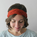 Anthro Inspired Crochet Braided Headband pattern