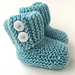Marlow Baby Boots pattern